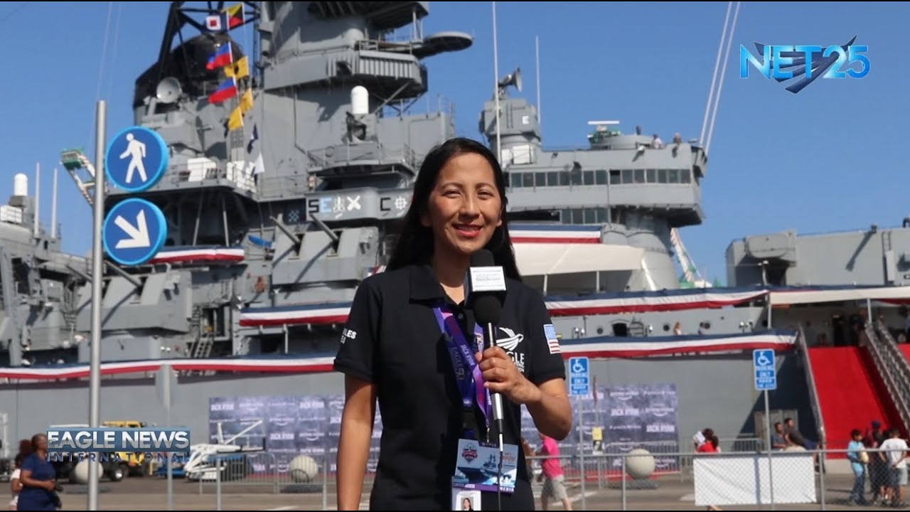 Los Angeles Fleet Week celebrates US sea services
