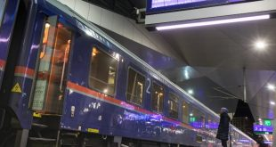 Full steam ahead for Austria's night trains