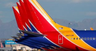 Southwest extends MAX grounding until April 2020