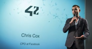 Amid turmoil, Facebook chief product officer quits