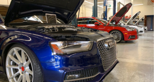 Winterfest event opens facility doors to car enthusiasts, showcases modified vehicles