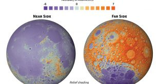 Chinese probe reveals secrets of Moon's dark side