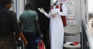 WHO says DRC Ebola outbreak not a 'global' emergency
