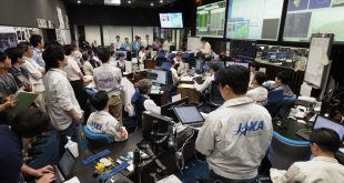 Japan's Hayabusa2 probe makes second touchdown on asteroid: space agency