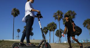 Electric scooters: not so eco-friendly after all?