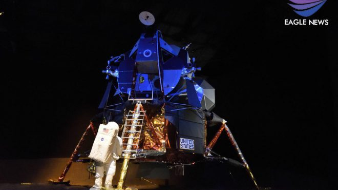 One Small Step for Man:  50th Anniversary of Apollo 11