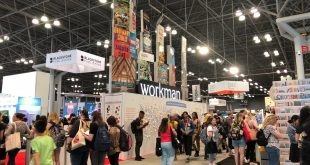 Oh, the people you'll meet … at BookCon