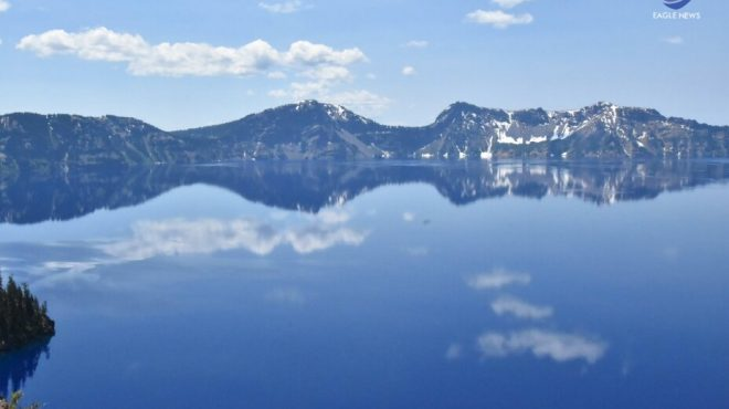 #EBCphotography: Crater Lake in Oregon State, US