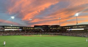 Las Vegas Ballpark voted best by Minor League Baseball fans