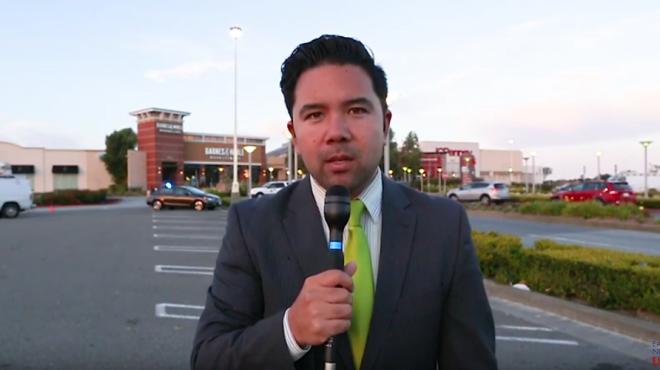 Two injured at Tanforan Mall shooting in San Bruno, California