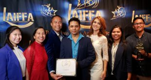 """Guerrero"" wins Best Foreign Feature in Los Angeles Independent Film Festival Awards"