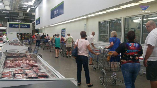 #EBCphotojournalism:  Florida residents prepare for Hurricane Dorian