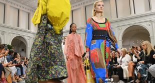 Princess Diana, sustainability inspire New York Fashion Week