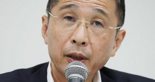 Nissan board announces CEO Saikawa stepping down