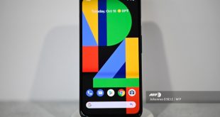 Google in smartphone push with motion-sensing Pixel 4