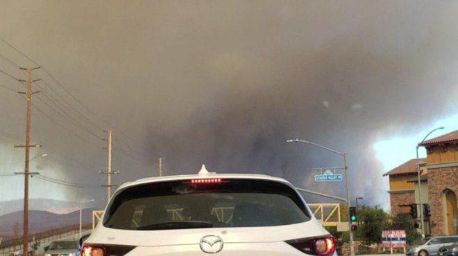 Tick, Tick Branch 10 fires in Santa Clarita scorch thousands of acres