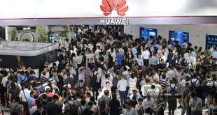 Huawei says 'survival' top priority as sales fall short