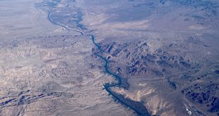 How climate change reduced the flow of the Colorado River