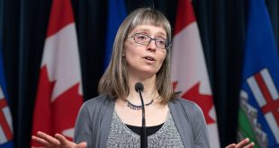 Alberta's top doc criticized for cancelling large summer events