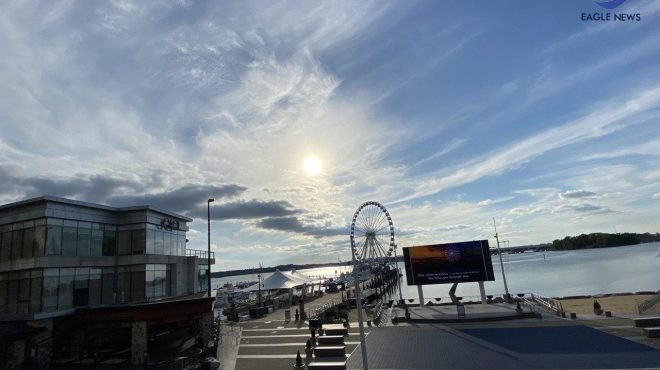 #EBCphotojournalism: state of National Harbor during pandemic