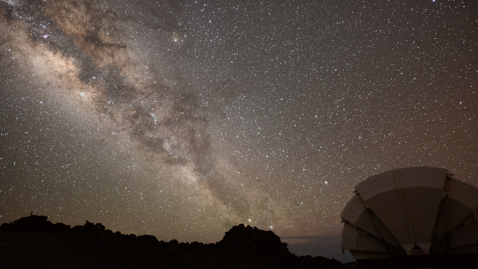 Hawaii-based astronomers to construct 3D map of Milky Way galaxy