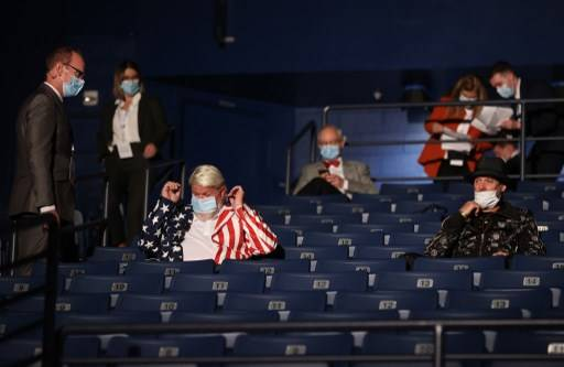 Masks could cut Covid-19 deaths in the US by 130,000: study