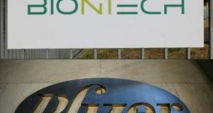 Pfizer/BioNTech to seek emergency approval for virus vaccine Friday