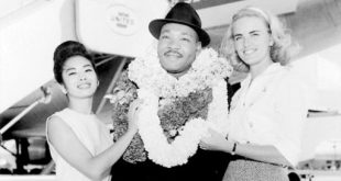 Hawaii remembers Dr. Martin Luther King, Jr.'s visit, speech to community