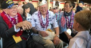 Filipino veterans in Hawaii
