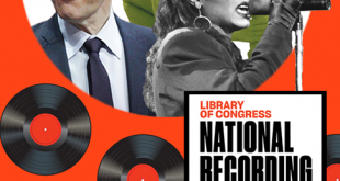 25 audio recordings selected for Library of Congress National Recording Registry