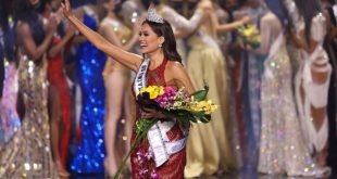 Miss Mexico crowned Miss Universe 2020 as Latin America dominates finals