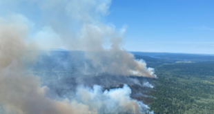 Military will help fight wildfires in British Columbia