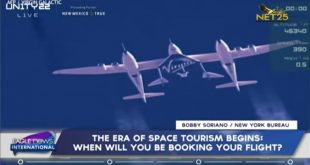 Era of space tourism begins: When will you be booking your flight?